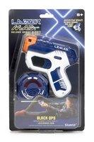 Игрушечное оружие Silverlit Lazer M.A.D. Black Ops мини-бластер, мишень (LM-86861)