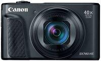 Фотоаппарат CANON PowerShot SX740 HS Black (2955C012)