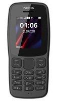 Мобильный телефон Nokia 106 DS TA-1114 Gray