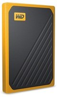 SSD накопитель WD Passport Go 500GB USB 3.0 Yellow (WDBMCG5000AYT-WESN)