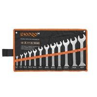 Набор ключей рожковых Dnipro-M 12 шт