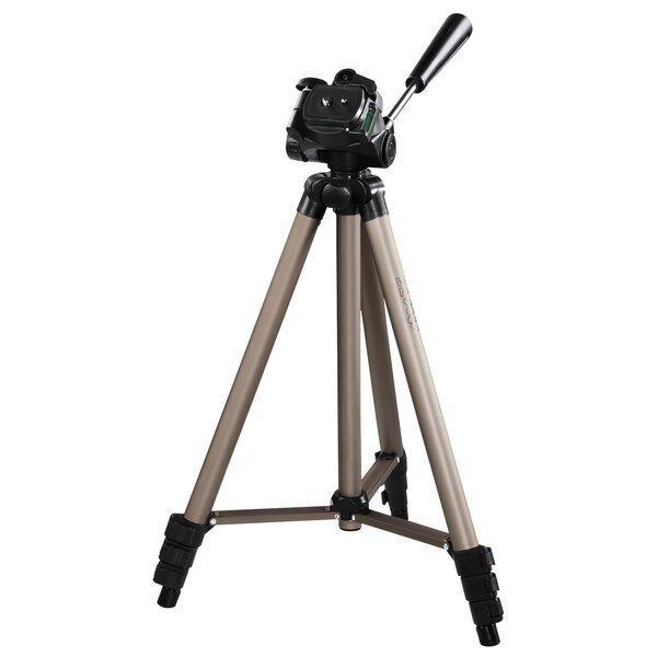"""Штатив HAMA Star 75, 1/4"""" (6.4 мм), 42,5 -125 см, шампань"""