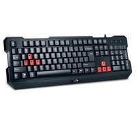 Игровая клавиатура GENIUS Scorpion K210 USB Black Ukr (31310005406)