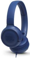 Навушники JBL T500 Blue