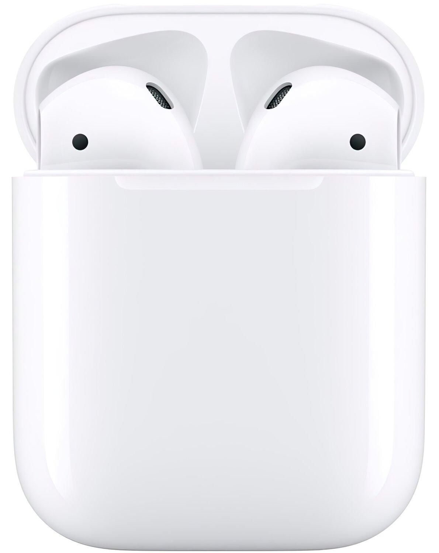 Наушники TWS Apple AirPods with Charging Case (MV7N2RU/A) фото