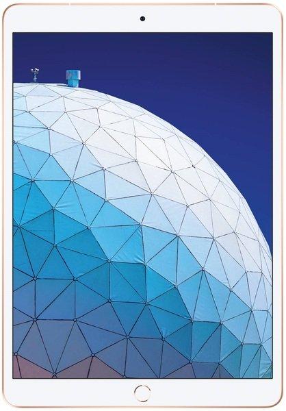 Купить Apple iPad Air 10.5 Wi-Fi + 4G 256GB Gold (MV0Q2RK/A) 2019
