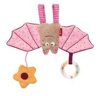 Мини-мобайл sigikid Летучая мышь розовая, 24 сантиметров (42208SK)