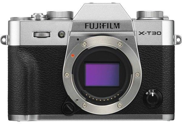 Купить ФотоаппаратFUJIFILMX-T30bodySilver (16620216)