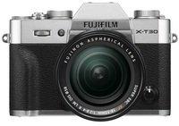 Фотоаппарат FUJIFILM X-T30 + XF 18-55mm F2.8-4R Silver (16619841)
