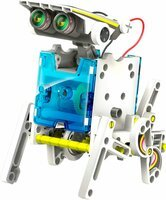 Робот-конструктор Same Toy Мультибот 14 в 1 на солнечной батарее (2115UT)