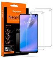 Защитная плёнка Spigen для Galaxy S10e (G970) Neo Flex HD (Front 2)