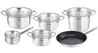 Набор посуды Tefal Simpleo 11 предмета (B815SB74)