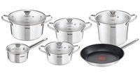 Набір посуду Tefal Simpleo 11 предмета (B815SB74)