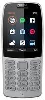 Мобильный телефон Nokia 210 DS TA-1139 Gray