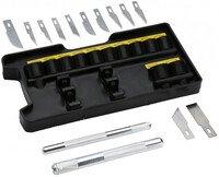 Набор ножей и лезвий для поделочных работ Stanley (STHT0-73872)