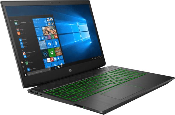 Ноутбук HP Pavilion Gaming 15 (6VQ28EA)