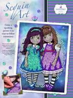 Набор для творчества Sequin Art GORJUSS Friends Walk Together (SA1802)