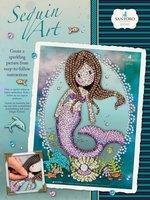 Набор для творчества Sequin Art GORJUSS So Nice to See You (SA1808)