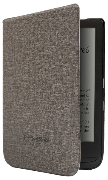Купить Чехлы для планшетов, Чехол для электронной книги PocketBook Shell для PB627/PB616 Grey