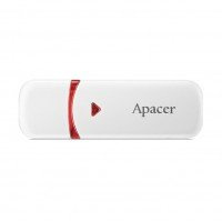Накопитель USB 2.0 APACER AH333 64GB White (AP64GAH333W-1)