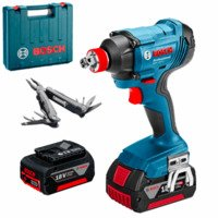 Гайковерт Bosch GDX 180-Li (0615990K9W)