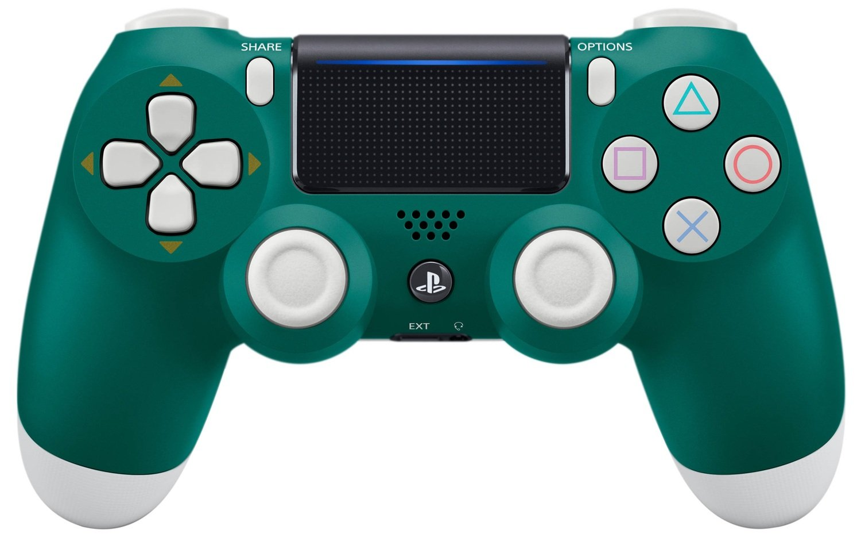Беспроводной геймпад SONY Dualshock 4 V2 Alpine Green для PS4 (9981398) фото 1