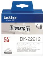 Картридж Brother для специализированного принтера QL-1060N/QL-570QL-800 ламинир (DK22212)