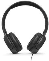 Навушники JBL T500 Black (JBLT500BLK)