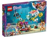 Конструктор LEGO Friends Миссия по спасению дельфинов (41378)