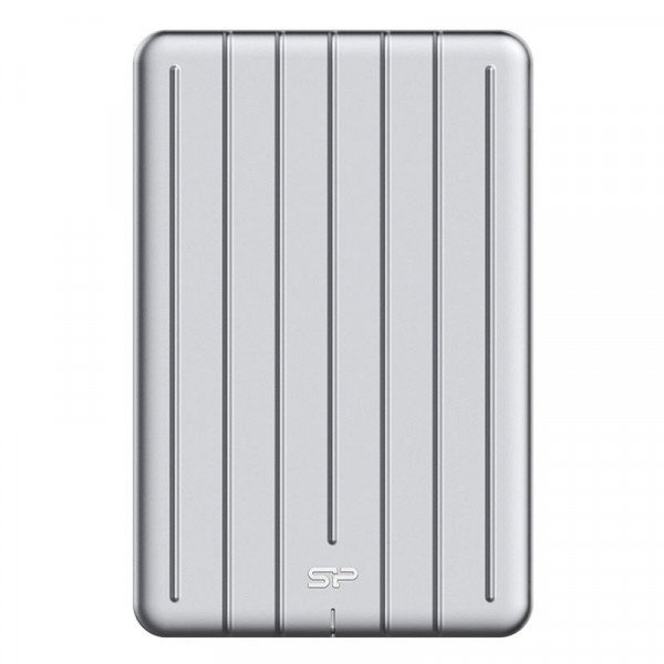 Купить SSD-накопители, SSD накопитель Silicon Power USB 3.1 Bolt B75 256GB (SP256GBPSDB75SCS)