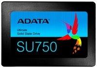 """SSD накопитель ADATA SU750 1TB 2.5"""" SATA 3D TLC (ASU750SS-1TT-C)"""