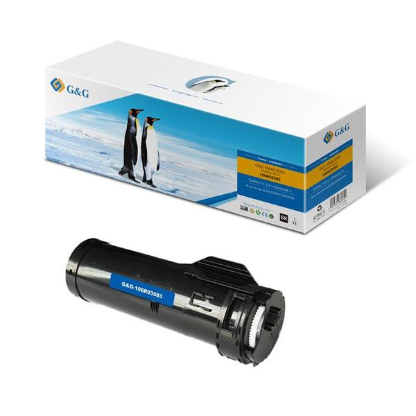 Купить Картриджи к лазерной технике, Картридж G&G для Xerox VL B400/405 Black 13900 стр (G&G-106R03583)