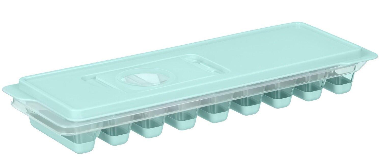 Форма для льоду Ardesto Fresh Stick блакитна з кришкою (AR1102TP)фото1