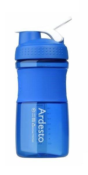 Бутылка для воды Ardesto синяя 600 мл (AR2202TB) фото