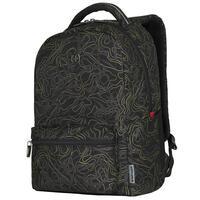 """Рюкзак для ноутбука Wenger Colleague 16"""" (Black Fern Print)"""