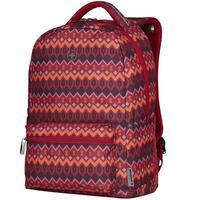 "Рюкзак для ноутбука Wenger Colleague 16"" (Red Native Print)"