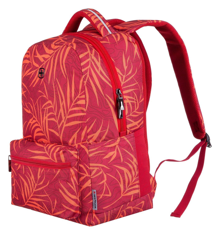 "<p>Рюкзак для ноутбука Wenger Colleague 16"" (Red Fern Print)</p>фото1"