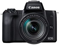 Фотоаппарат CANON EOS M50 + 18-150 IS STM Black (2680C056)
