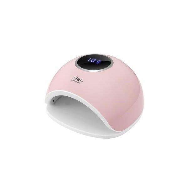 Лампа для манікюру UV LED SUN SUNSTAR548_PINK 48Вт фото