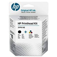 Комплект печатающих головок HP Ink Tank 115/315/319/410/415/419 Black+Tri-Color (3YP61AE)