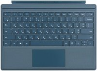 Чехол-клавиатура Microsoft для Surface Pro Signature Type Cover Cobalt Blue