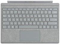 Чехол-клавиатура Microsoft для Surface GO Type Cover Commercial Platinum