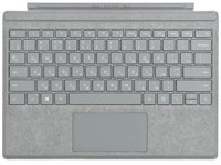 Чохол-клавіатура Microsoft для Surface GO Type Cover Commercial Platinum
