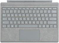 Чохол-клавіатура Microsoft для Surface Pro Signature Type Cover Platinum