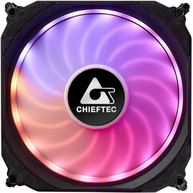 Вентилятор для корпуса CHIEFTEC TORNADO ARGB (CF-1225RGB) фото