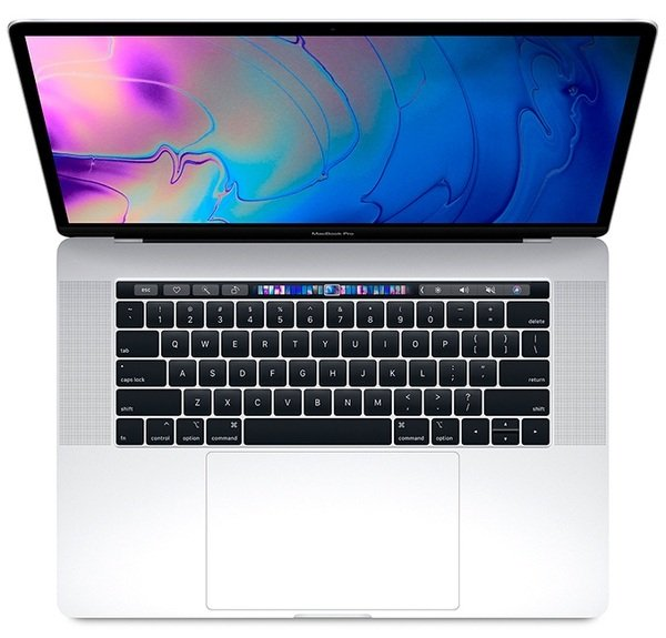 "Ноутбук Apple MacBook Pro 15"" Silver 2020 (MV932UA/A)"