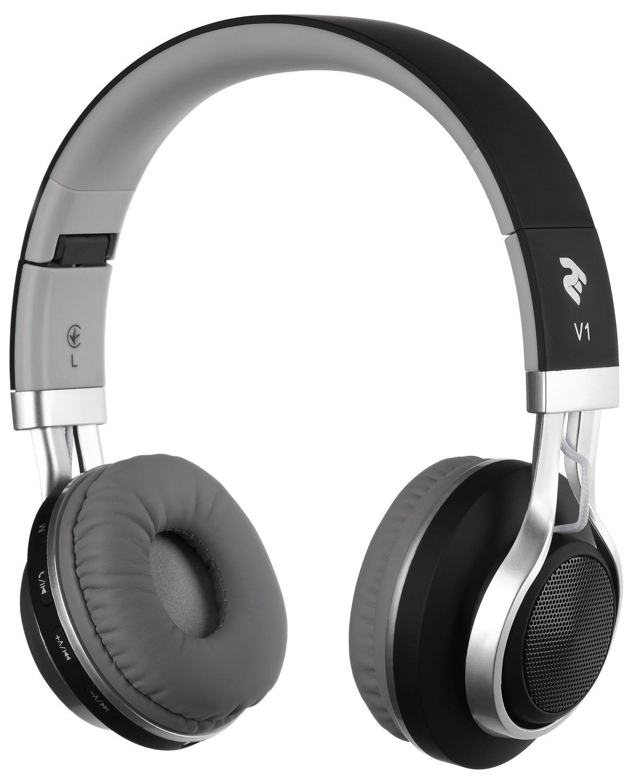 Навушники 2E V1 ComboWay ExtraBass Wireless Over-Ear Headsetфото