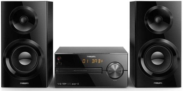 Купить Музыкальные центры и колонки, Микросистема Philips BTB2570