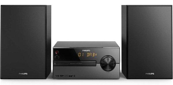 Купить Музыкальные центры и колонки, Микросистема Philips BTB2515