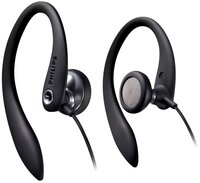 Навушники Philips SHS3300BK Black